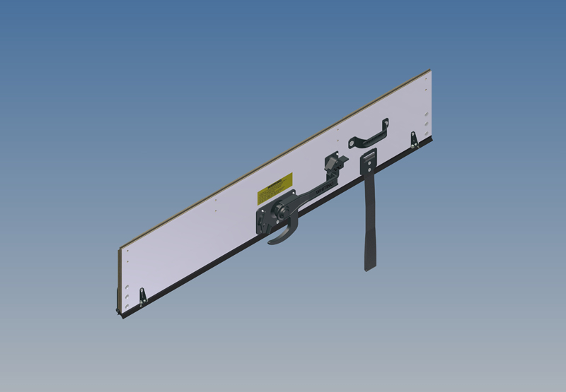 Whiting Door Manufacturing Corp Bottom Panel Complete