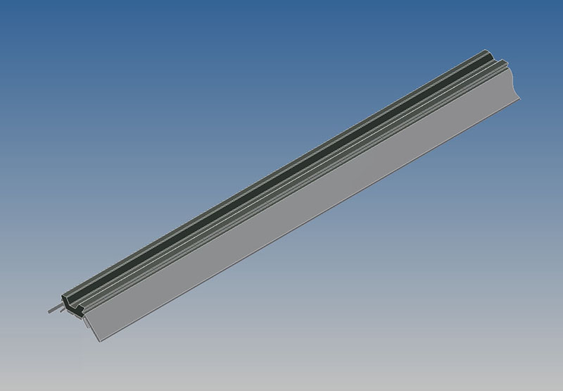 Whiting Door Manufacturing Corp Bottom Seal Specify