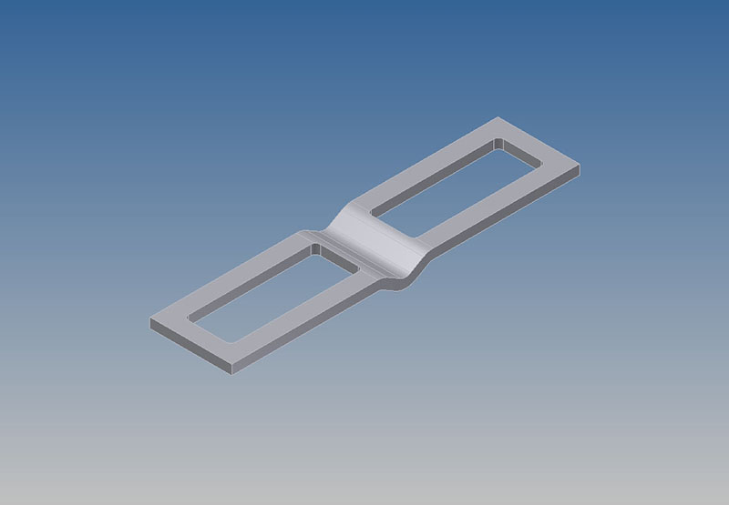 Whiting Door Manufacturing Corp Latch Plate Standard